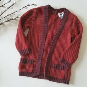 Old Navy Open Front Sweater Cardigan - SZ 3T
